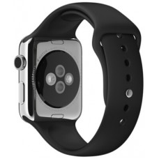 Ремешок 42mm Black Sport Band - M/L & L/XL для Apple WATCH