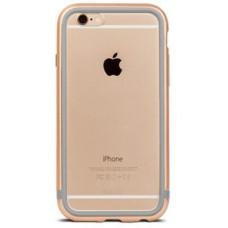 Бампер Moshi iGlaze Luxe для iPhone 6/6S (золотой)