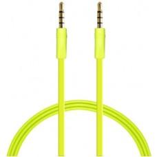Puro 3,5мм-3.5мм Аудио плоский (зеленый)
