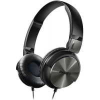 Наушники Philips SHL3160BK накладные (черные)