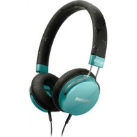 Наушники Philips SHL5300TL накладные (бирюзовые)