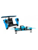 Квадрокоптер Parrot Bebop Drone с пультом управления Skycontroller (синий)